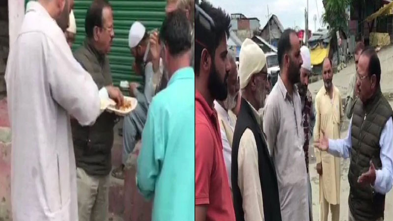 Ajit Doval Kashmir