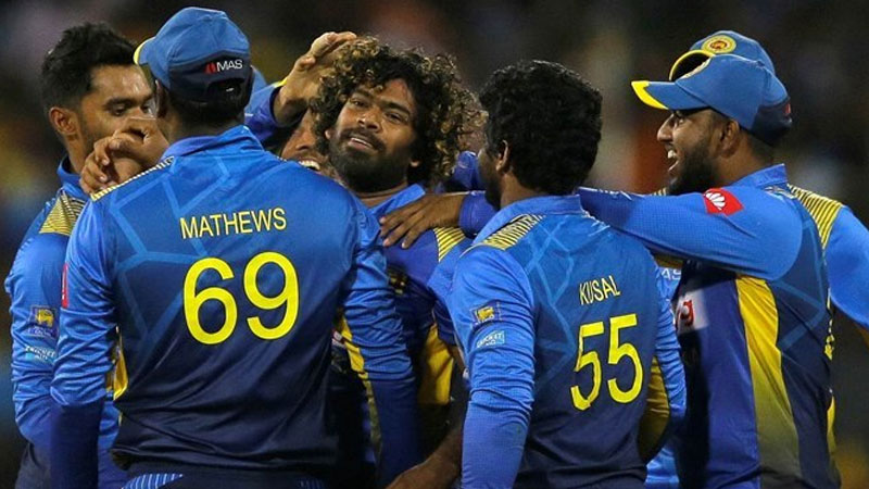 sri lankan cricketersq
