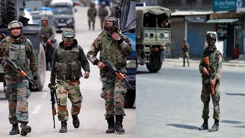 Kashmir alert