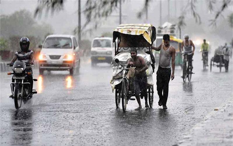 rain in gujarat