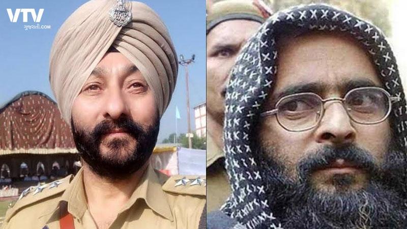 jammu kashmir dsp devinder singh arrested home army base