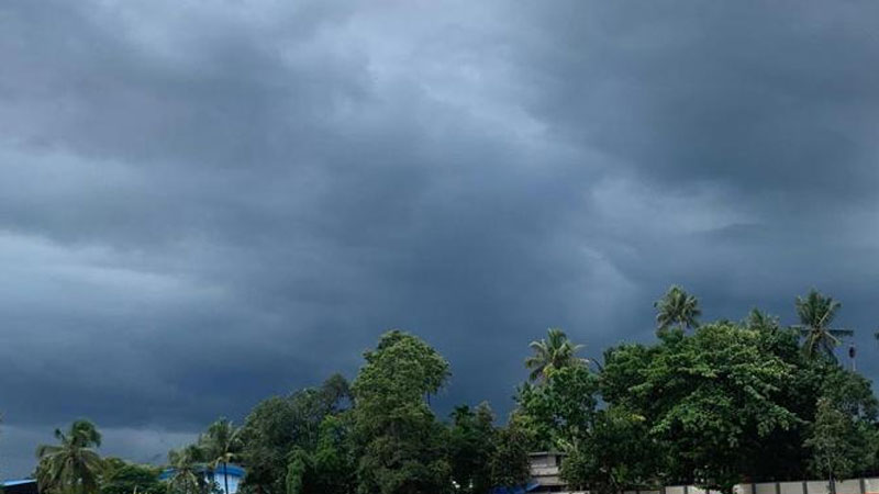 Heavy rain forecast in Gujarat Weather department