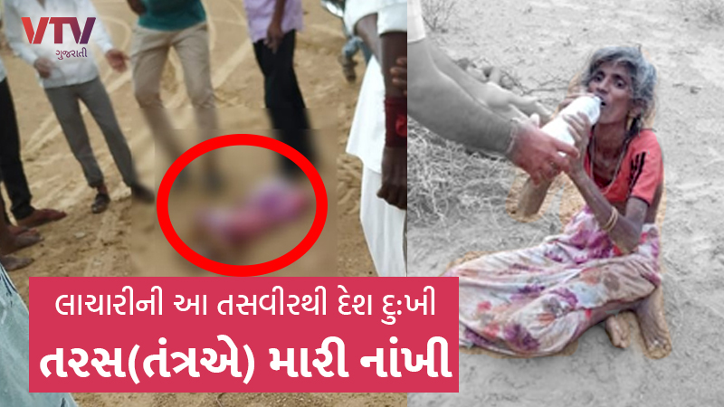 5 year old girl walked 7 km died due to thirst