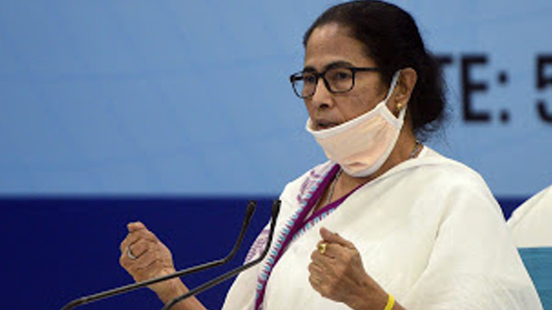 Mamata Banerjee lashes out at BJP, saying