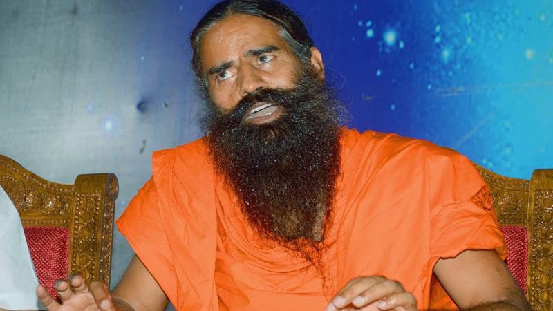 Baba Ramdev got angry and said,
