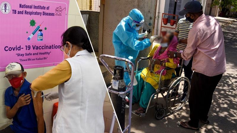 covid-cases-rise-corona-deaths-lockdown-remdesivir-oxygen-maharashtra-mp-delhi-gujarat-up
