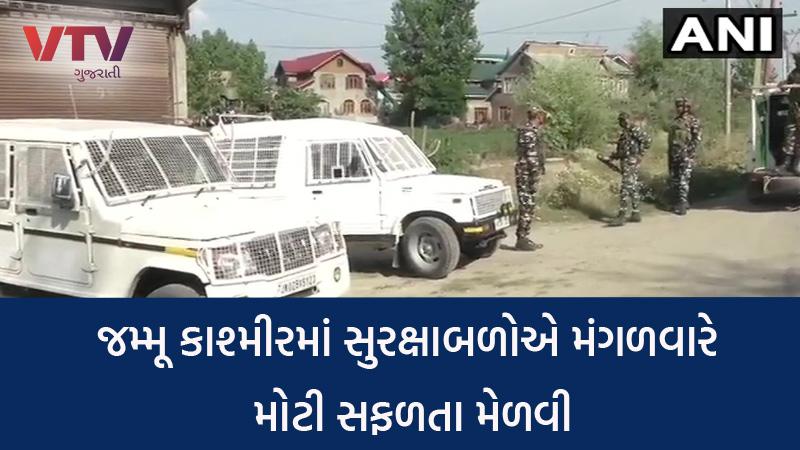 top lashkar e taiba commander terrorist abrar killed in encounter maloora parimporo srinagar jammu kashmir