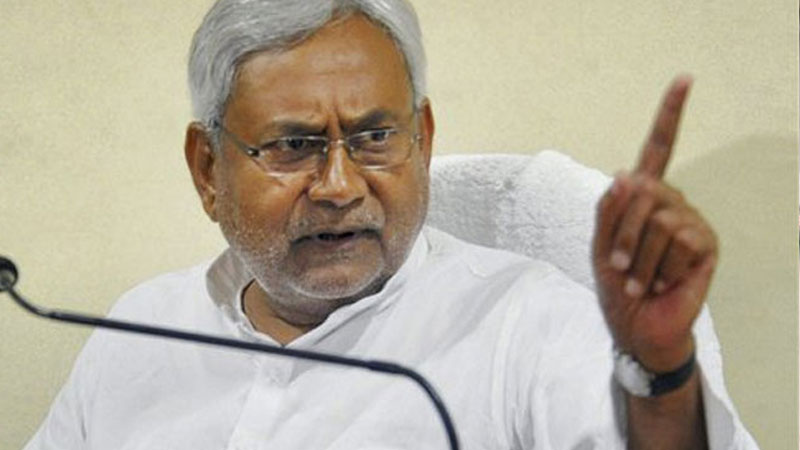 After the new government, Nitish Kumar in flower action mode, took action against more than 600 officials