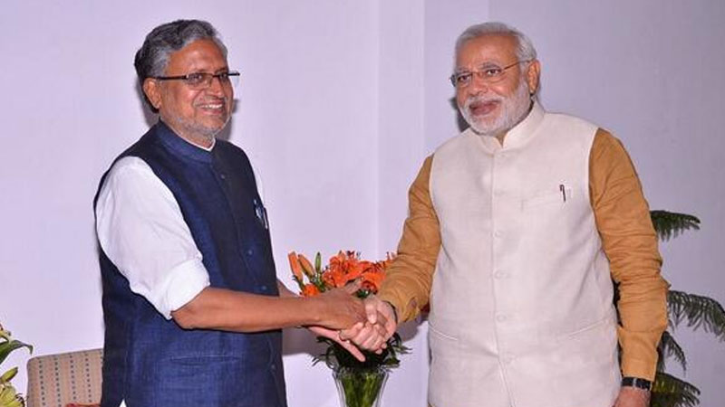 The BJP's plan behind not making this veteran leader the DCM of Bihar came out, giving him a Rajya Sabha ticket