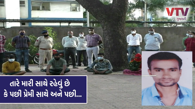 The former Patidar Sarpanch was taken to the farm and settled. After 6 months, the case was resolved.