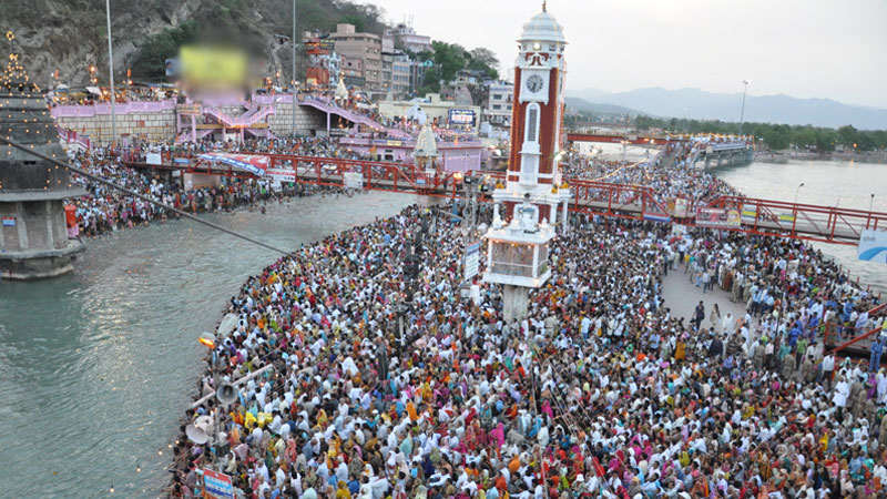 Crowds of millions of devotees will flock to this place as Korona is coming under control in the country