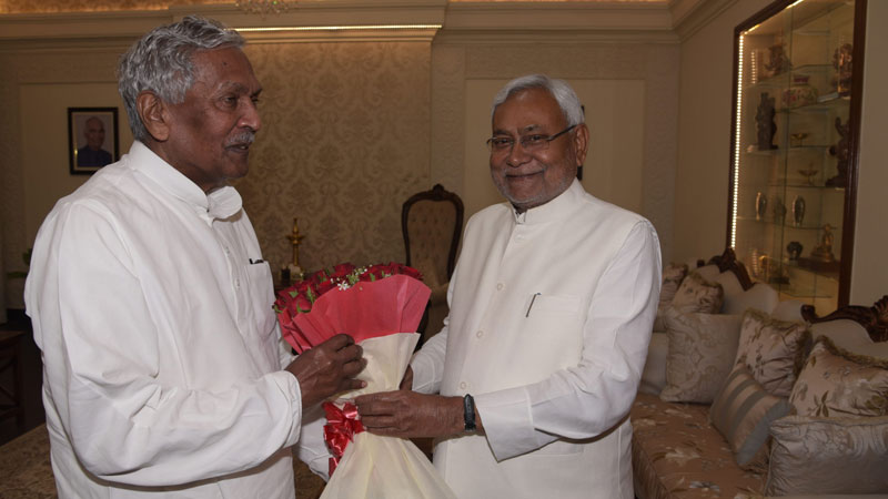 Nitish Kumar resigns as Bihar Chief Minister, will now do this important work