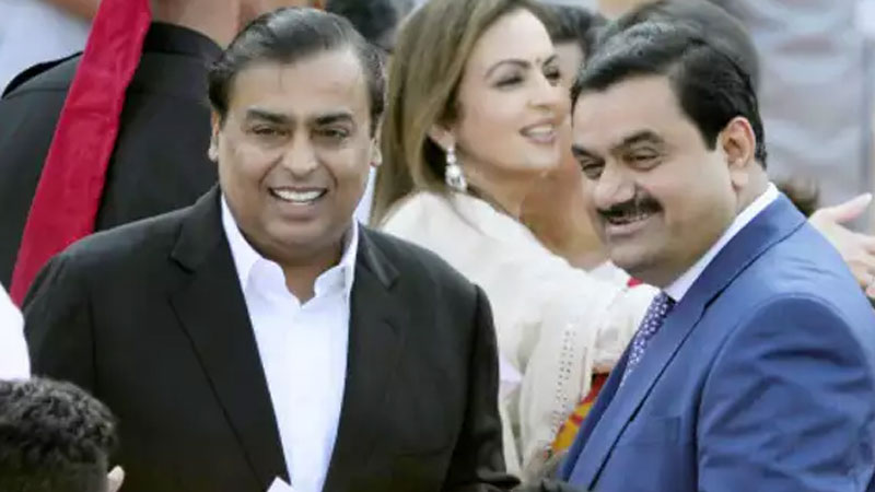 The title of highest wealth gainer in 2020 will go to these two businessmen, one Adani but other one is not ambani