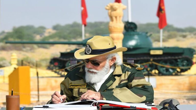 Steps towards self-reliance in the field of defense, India has achieved two major successes