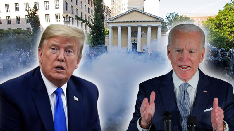 joe bidens lead against trump in the 2020 elections wider poll shows american presidential election