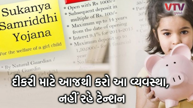 sukanya samriddhi yojana benefit eligibility and gets 64 lacs in 21 years