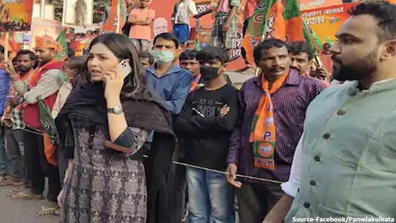 pamela-goswami-drugs-case-bjp-leader-rakesh-singh-arrested-by-police-from-bardhaman