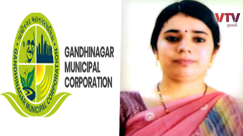 Gandhinagar Municipal Commissioner's Corona report positive, Manpa feels Corona's 'eclipse'