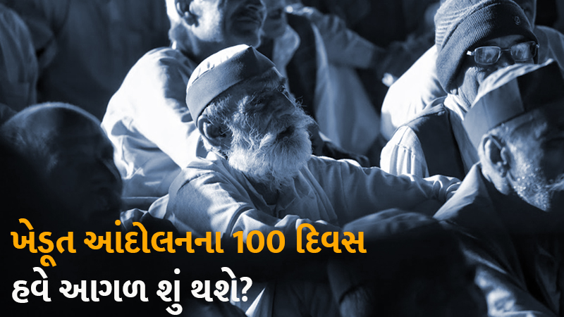 kisan andolan completes 100 days , know what is the strategy of farmer leader