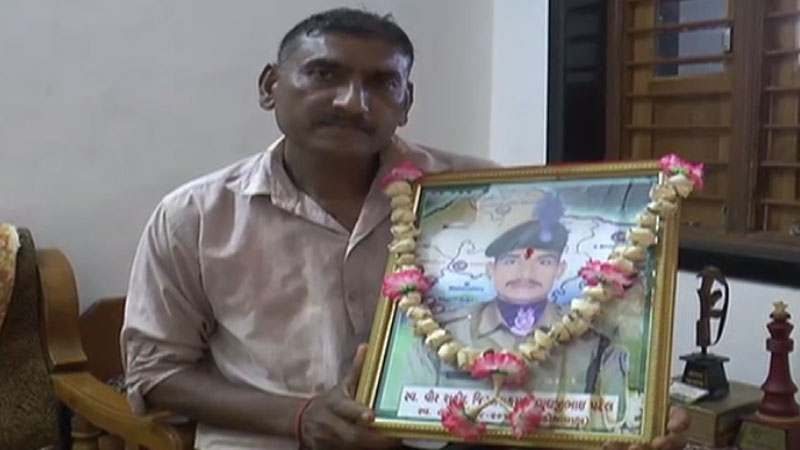 Sabarkantha village of soldiers vtv special story