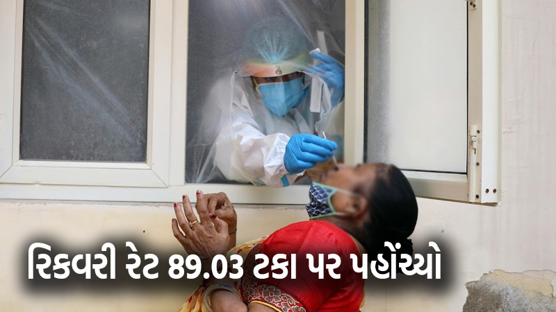 Gujarat health department coronavirus update 21 October 2020 Gujarat