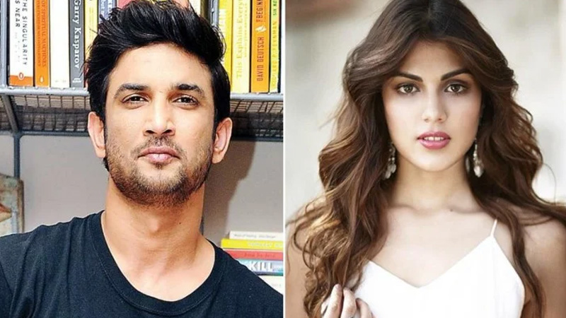 SUshant sinh rajput case : therapist says rhea was strongest support