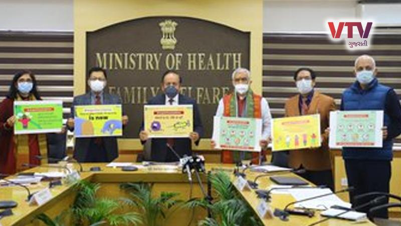 Vardhan releases posters to address Covid-19 vaccine hesitancy