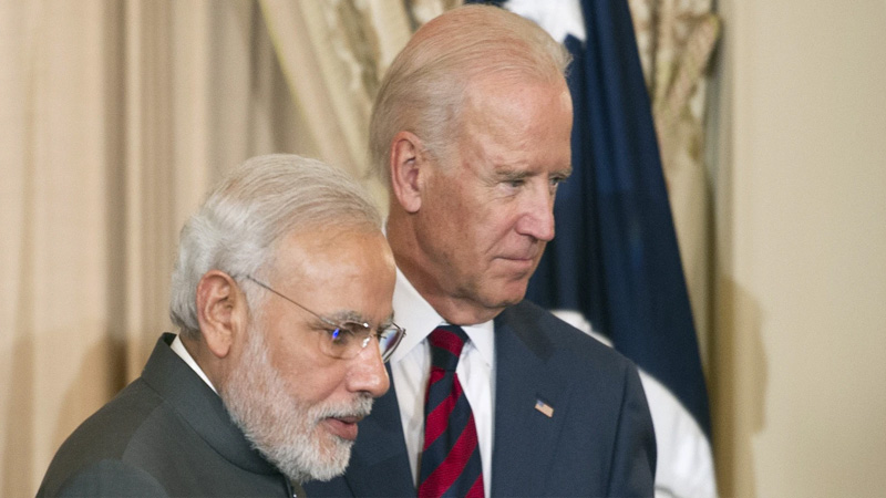 biden administration begins formal contacts with indian govt discusses cooperation in defence and indo pacific