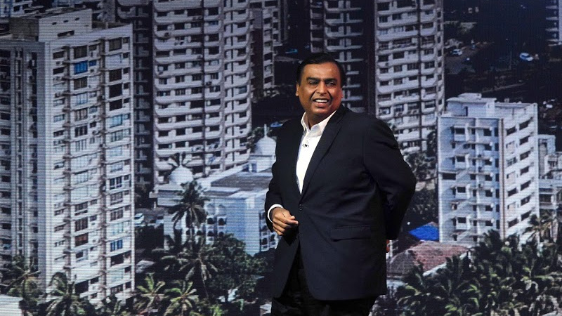 Mukesh Ambani's trusted aide PMS Prasad pledges 94% of his shares