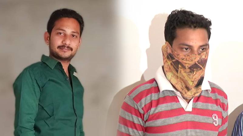 Kidnapped Ramol area Ahmedabad Rajasthan