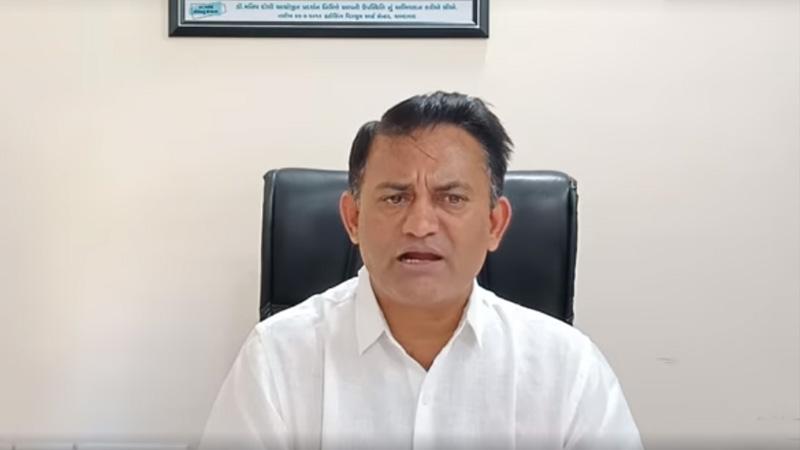 Congress leader Paresh Dhanani allegations Dhaman 1 CNC rajkot