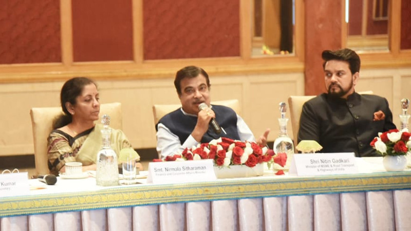 India will not allow Chinese companies to participate in highway projects, says Gadkari