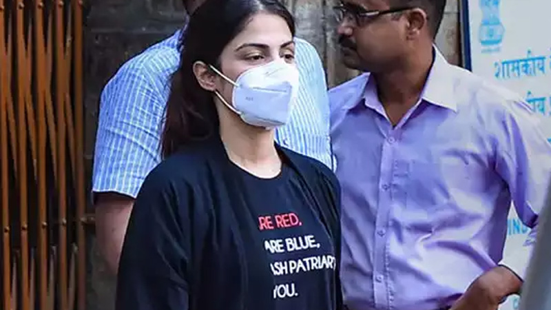 Rhea Chakraborty Second Day In Byculla Jail Will She Get Bail