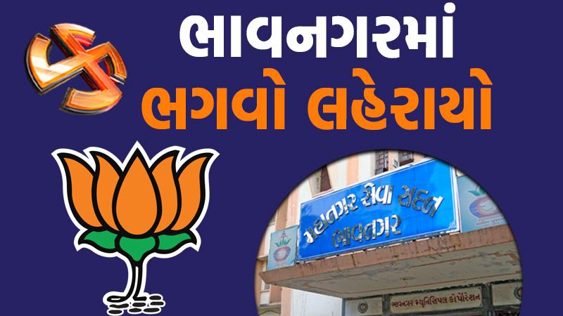 Bhavnagar Municipal Corporation Result updates