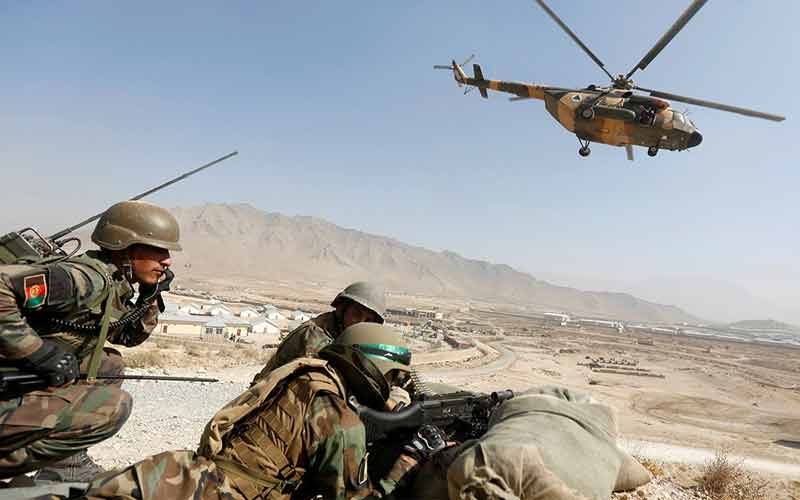 Taliban kill 12 Afghanistan security forces in Badghis