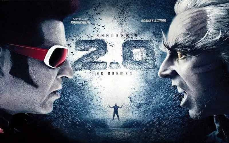 સુપરસ્ટાર રજનીકાંતની '2.0' ફિલ્મ ચીનમાં 56 000 સ્ક્રીન પર થશે રિલીઝ