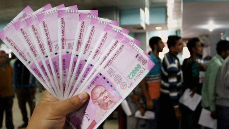 Rs 2000 note: Demonetisation again? Modi cabinet minister replay in Parliament