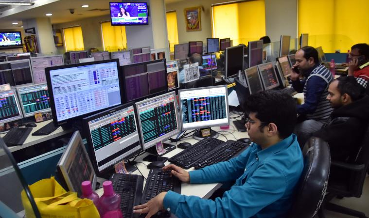 share market budget 2020 bse nse sensex nifty boom rise fall trading
