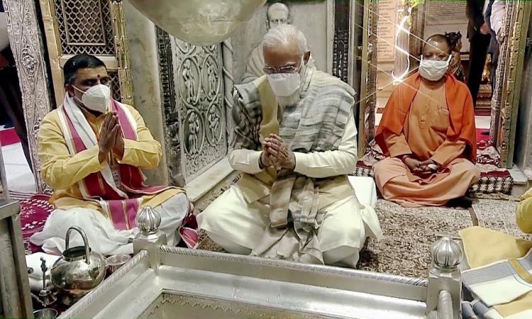 kashi varanasi gyanvapi mosque gives land near it for kashi vishwanath temple corridor project