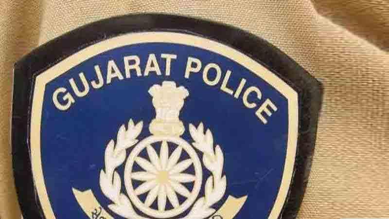 air hornbike rider detained police ahmedabad gujarat
