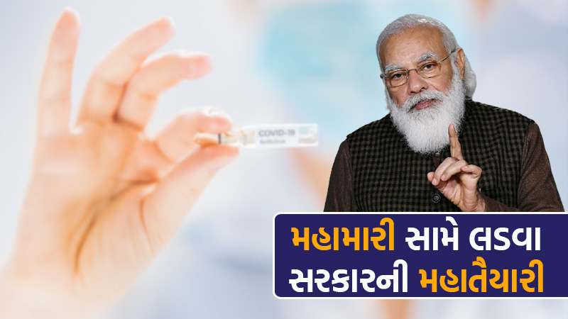 corona Vaccination: 20 Major Ministries, 23 Departments Will Play Important Role In Covid 19 Vaccination