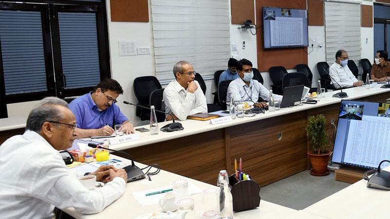 rajasthan heated debate between govind singh dotasra and shanti dhariwal during cabinet meeting