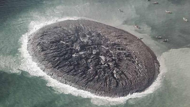 Pakistan's 'Earthquake Island' Has Vanished