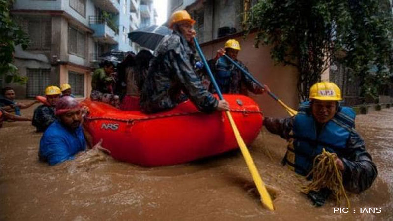 Floods, landslides after monsoon rain kill 43 people Nepal