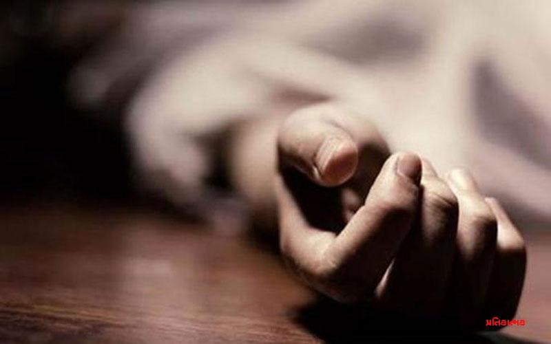 SUICIDE 3 people  INTEREST MAFIA JAMNAGAR Surendranagar
