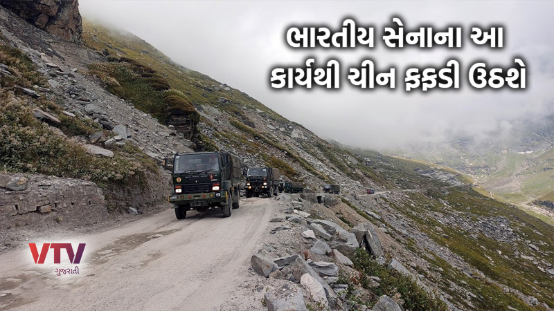 india china standoff indian army deploys tunnel