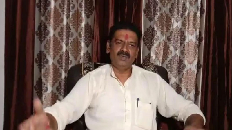 Bjp Leader Gajraj Rana Controversial Statement viral