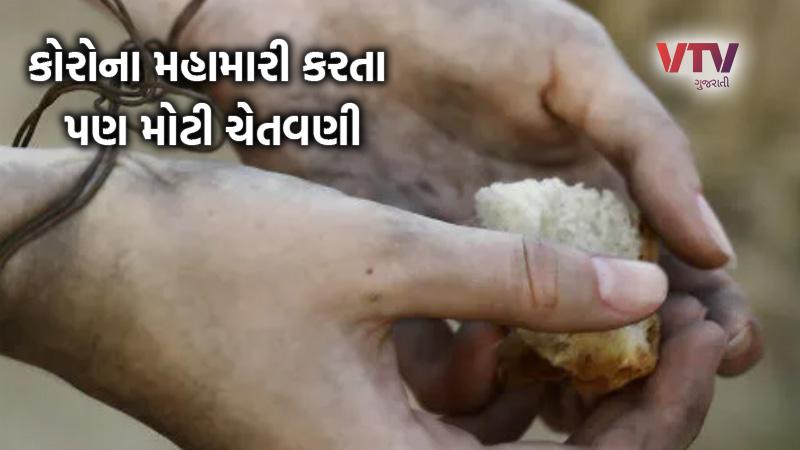 Hunger and Undernourishment world