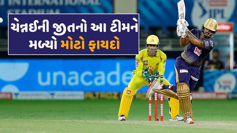 IPL 2020 MI qualifies for playoffs as KKR lost TO CSK
