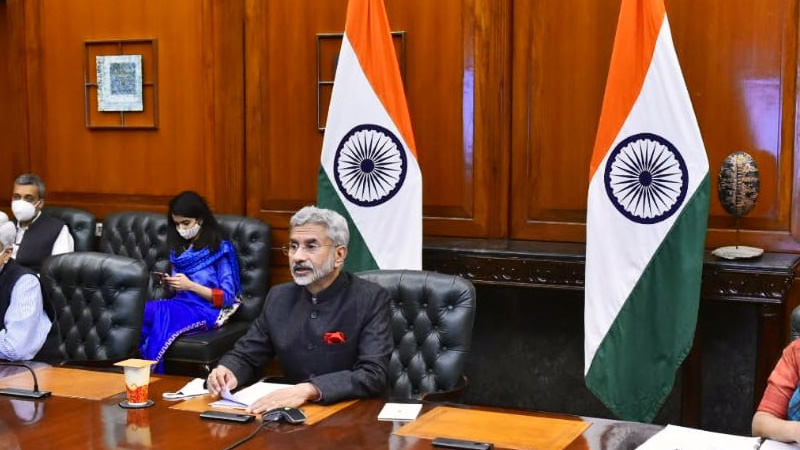 Jaishankar holds bilateral talks with Greek counterpart Dendias on trade
